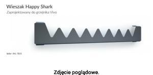 Wieszak HAPPY SHARK 77x548 TERMA WRWH1A054 - 2857027388