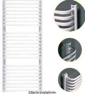 Grzejnik łazienkowy STANDARD 400/1574 biały INSTAL-PROJEKT GŁ-40/160 - 2855555441