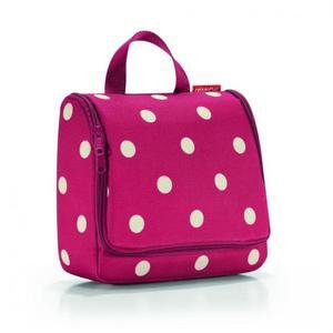 Kosmetyczka toiletbag ruby dots - 2822868628