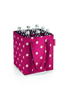Torba bottlebag ruby dots - 2835819865