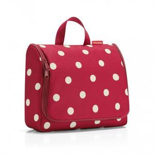 Kosmetyczka toiletbag XL ruby dots - 2835819916