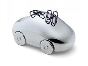 Magnetyczny samochód na spinacze - 2844058878
