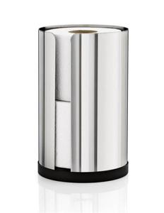 Pojemnik na 2 rolki papieru toaletowego NEXIO, polerowany Blomus B66657 - 2836460696