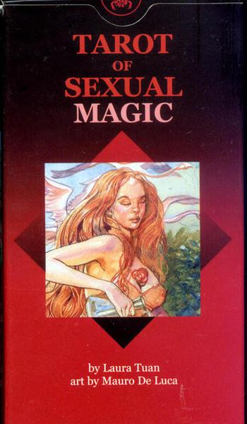 Таро Магия Наслаждений (Sexual Magic Tarot)