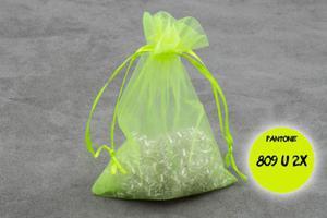 Torebka 023o 1sztuka - Zielony \ 90 mm - 2822306252