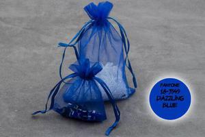 Torebka 007o 1sztuka - Niebieski \ 90 mm - 2822306259