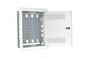 Skrzynka montażowa SMUP 340x410x90/K325 - płyta montażowa z nacięciami krzyżowymi - 2847761074