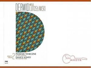 Derwid. Piosenki taneczne 2, Witold Lutos - 2832618123