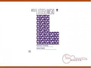 Nocny Marek + CD , Witold Lutos - 2832618192
