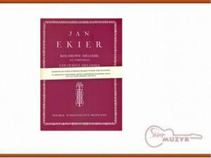 Kolorowe melodie + CD, Jan Ekier - 2832618229