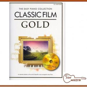 Classic Film. Gold (+CD) The Easy Piano Collection - 2853277725