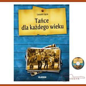 Klanza - Tańce dla każdego wieku, L. Gęca - 2832617503