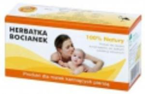 Medela Herbatka Bocianek produkt dla matek karmiących piersią - 2822172240