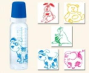 CANPOL Butelka do karmienia Animals 250ml 11/810 - 2822172197