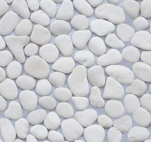 Barwolf PM-0001 mozaika kamienna z otoczaków 30 x 30 cm - 2822907219