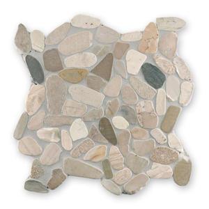 Barwolf PMG-0006 mozaika z kamieni szlifowanych 30 x 30 cm - 2822907224