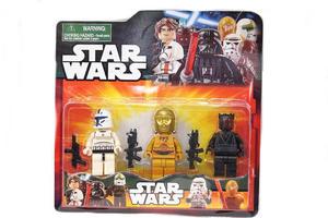 Figurki Star Wars 3 pak - 2847606836
