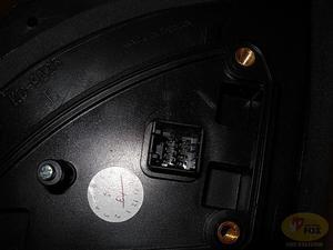 lusterko zewnętrzne lewe z kierunkowskazem Hyundai ix-35 - 2827788563