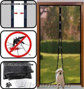 Sklep Azmarket Pl Moskitiera Magnetyczna Na Drzwi 305