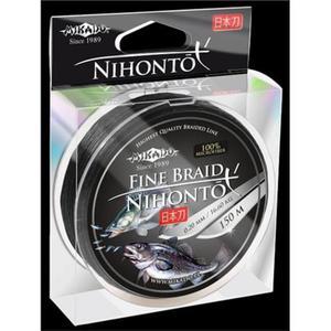 Plecionka Mikado Nihonto Fine Braid 150m Black0.08 - 2828999614