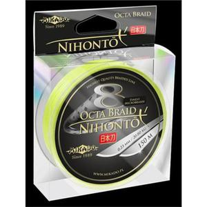 Plecionka Mikado Nihonto Octa Braid 150m 0.23mm F - 2828999641