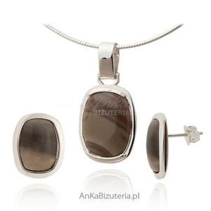 Komplet biżuterii srebrnej - 2835352469