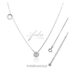 Łańcuszek Celebrytka Modna biżuteria dla kobiet. - 2835353477