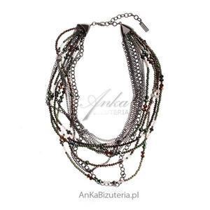 Piękna biżuteria dla kobiet Okazały naszyjnik Biżuteria modowa - 2835352971