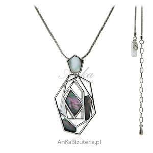 Modna biżuteria damska: Naszyjnik - 2835352665