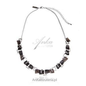 Elegancki naszyjnik Modna biżuteria damska - 2835352064