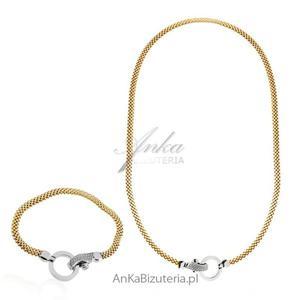Srebrna biżuteria roowana Elegancka biżuteria włoska - 2835353090