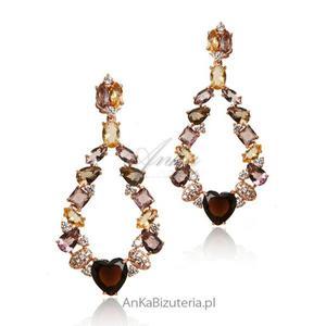 Modna biżuteria hiszpańskiej firmy Lineargent - 2843282353