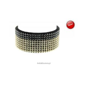 Bransoleta wykonana z ekskluzywnych kryształów SWAROVSKI ELEMENTS - 2835351718