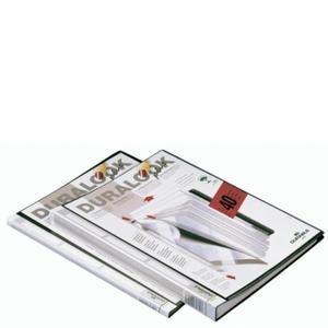 Album ofertowy, teczka DURALOOK PLUS 10 kieszeni PP czarny 243101 - 2832518671