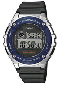 Casio W-216H-2A - 2841618207