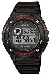 Casio W-216H-1A - 2847504300