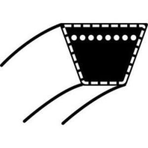 PAS / PASEK NAPĘDOWY MTD-YARDMAN MODELE: 14AK811P705  NR ORG. 754-04077 - 2049087677