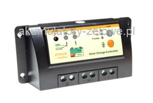 Regulator ładowania EPsolar 10A 12V/24V z włącznikiem zasilania - 2827881850