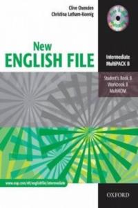 New English File Intermediate Multipack B - 2858840653