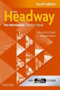 New Headway Pre-Int. Teacher's Book Fourth Edition with Teacher's Resource Disc - 2858840971