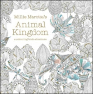 Millie Marotta's Animal Kingdom - 2897825611