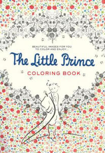 The Little Prince Colouring Book - 2869398637