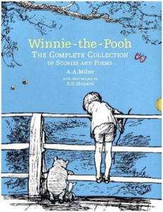 Winnie-the-Pooh: The Complete Collection of Stories and Poems - 2854514513