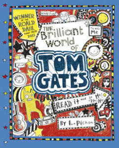 Brilliant World of Tom Gates - 2869645194