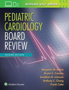 Pediatric Cardiology Board Review - 2854463272