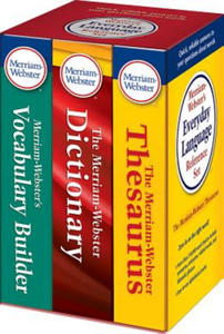 Merriam-Webster's Everyday Language Reference Set - 2869401436