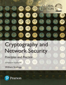 Cryptography and Network Security: Principles and Practice - 2854555543