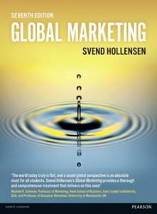 Global Marketing - 2854464302