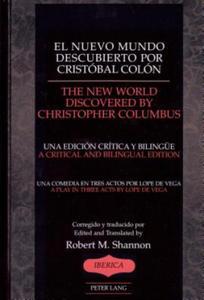 El Nuevo Mundo Descubierto Por Cristobal Colon the New World Discovered by Christopher Chlumbus - 2854467204