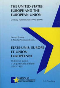 Etats-Unis, Europe Et Union Europeenne The United States, Europe and the European Union - 2854467455